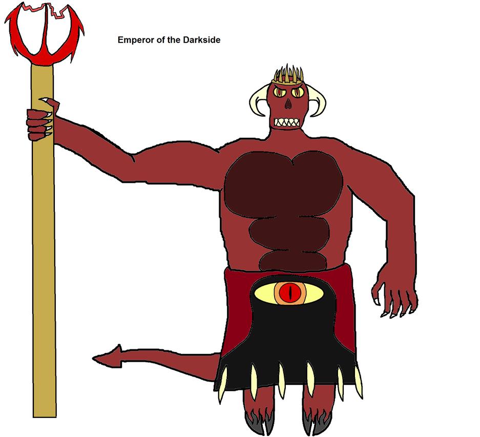 Emperor of the Darkside by ProtanaArchives94