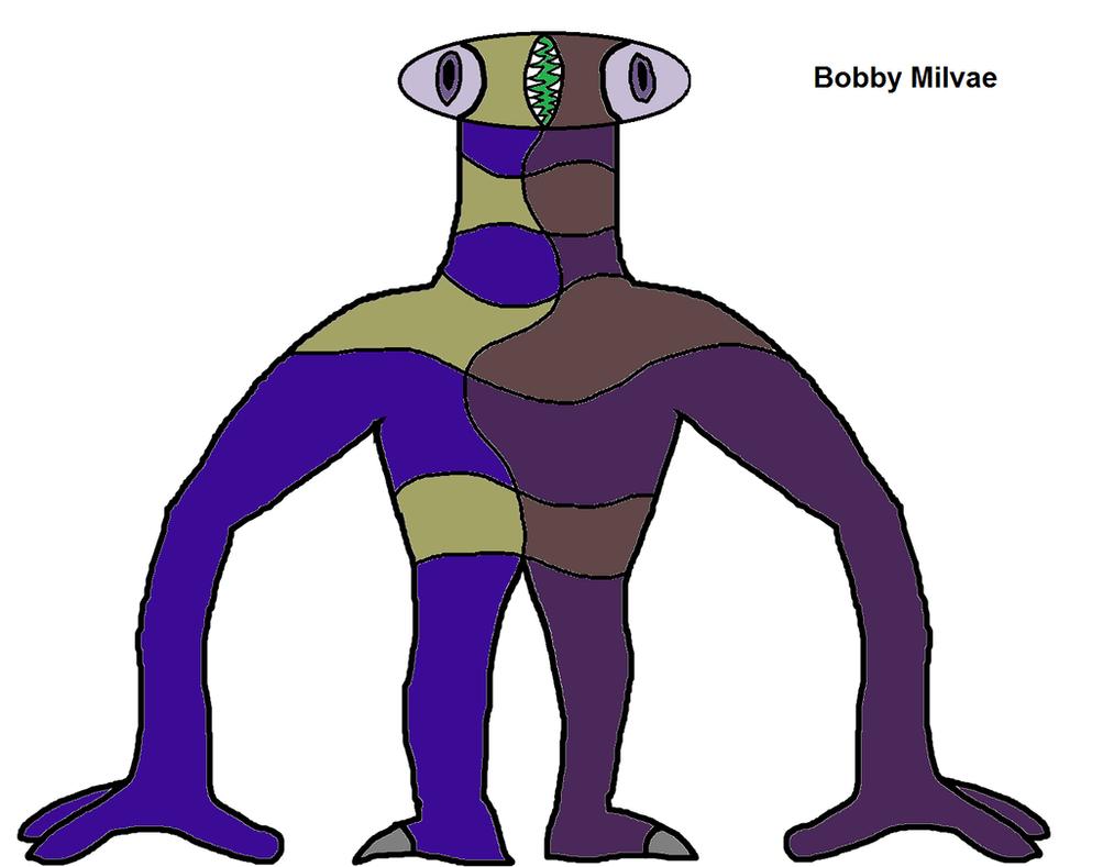 Bobby Milvae by ProtanaArchives94
