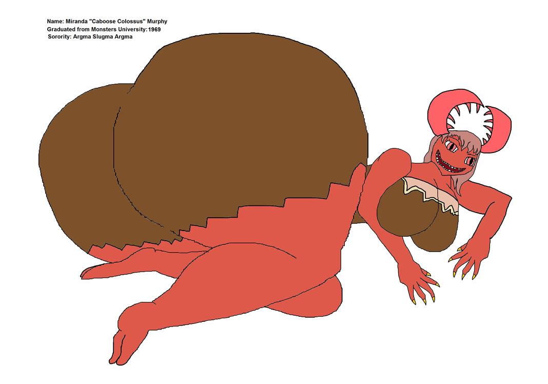 Miranda Caboose Colossus Murphy by ProtanaArchives94