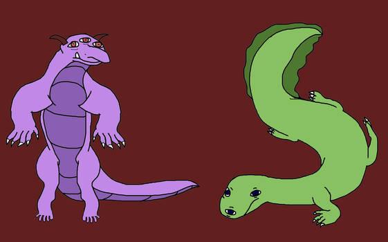 Hippolytus and Phaedra's species