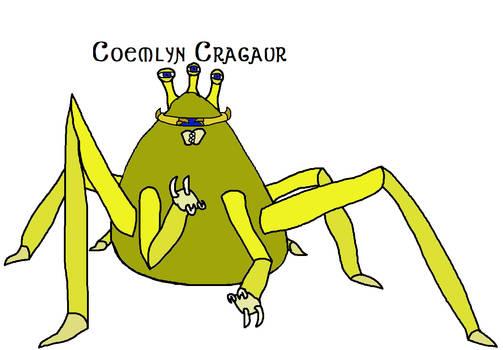 King Coemlyn Cragaur of Inackis