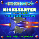 IRIDIUM Game - Kickstarter is LIVE
