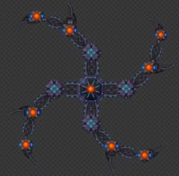 Nasty Creature - Iridium game