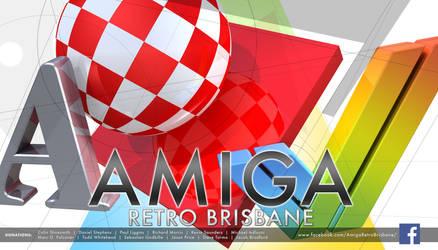 AMIGA Retro Brisbane - Banner