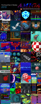 Kevin Saunders AMIGA Year in Review 2019
