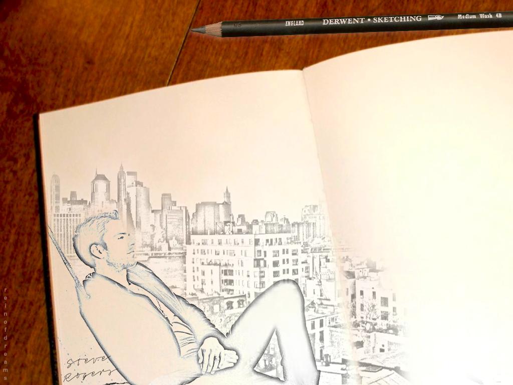 Secret Sketches by WalkingInDarkness737