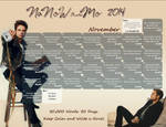 NaNoWriMo 2014 - Sebastian Stan