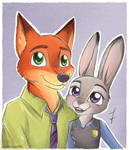 Nick and Judy 06.03.2016