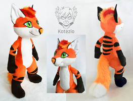 Anthro Plush - Quest