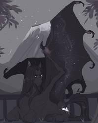 Dark Horse by DingoBreath
