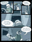 Gaster World: Chapter 1, page 8