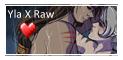 Yla x Raw Stamp by nyvaine