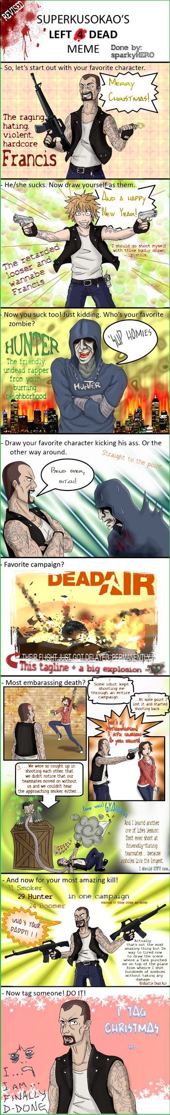 Left 4 Dead Meme - revised by sparkyHERO