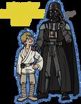 StarWars: Father's Day