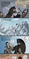 Skyrim: My Buddy the Horse