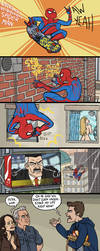 Spider-Brat by sparkyHERO