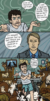 Hannibal: Intervention, sort of