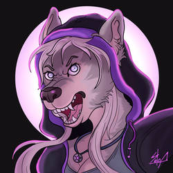 Snarly Girl -Icon comission-