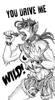 You drive me Wild!