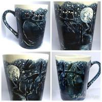 Back in stock! Dark Trail Mug