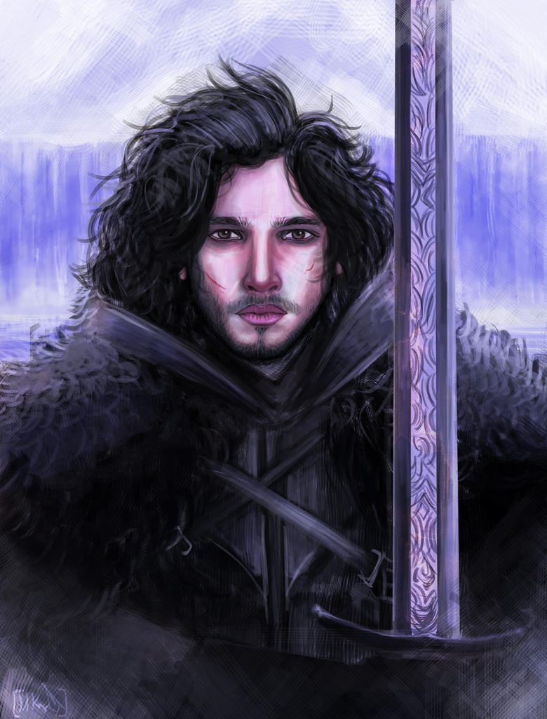 JON SNOW by Phoenixboy