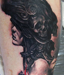 Mi tatuaje. by vocesycaos