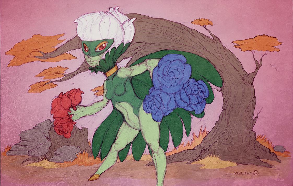 Roserade by toshema