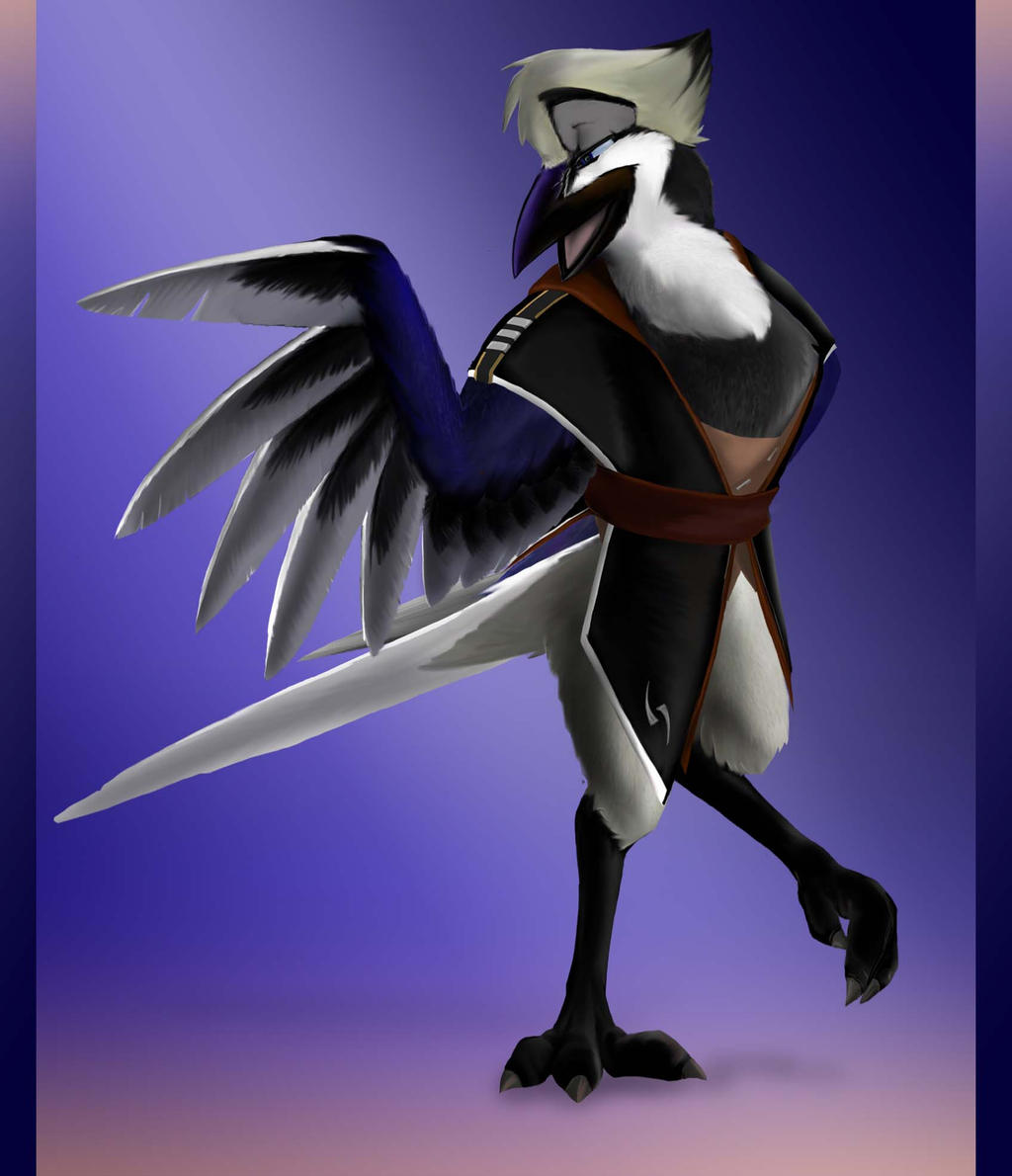 Rikaio's Fly Feathers By Corrvo On DeviantArt