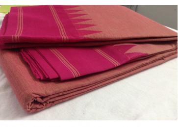ae7b055fe4 Chettinad Handloom Pure Cotton Saree Online by jewelartonline on ...