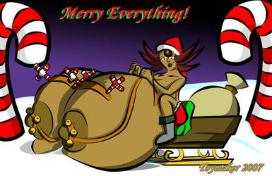 Holiday 2007 by MasterToymaker