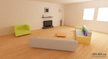 Simple Living Space