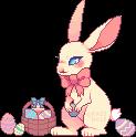 easter bunny [f2u pixel]