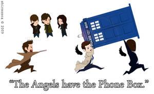 That's MY phone box.