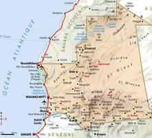 Pilgrimage Mauritanian part by B3RG3R