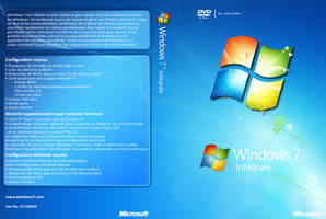 Windows 7 Integrale Cover by B3RG3R
