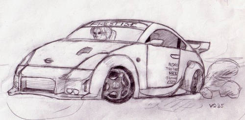 Z33 Drift