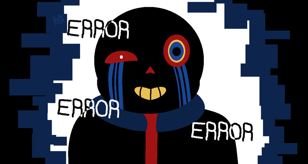 Error Sans by Superfluffy28