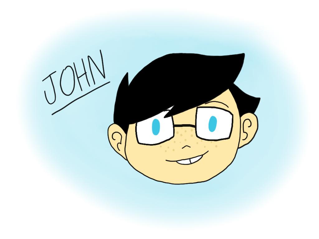 John Egbert by Superfluffy28