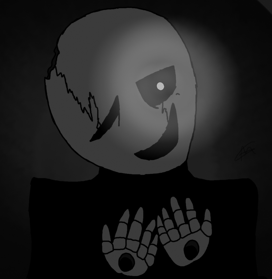 Gaster by Superfluffy28