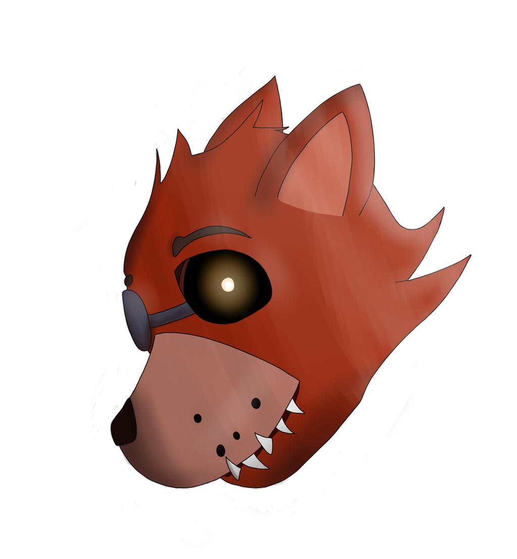 Foxy Mask by Superfluffy28