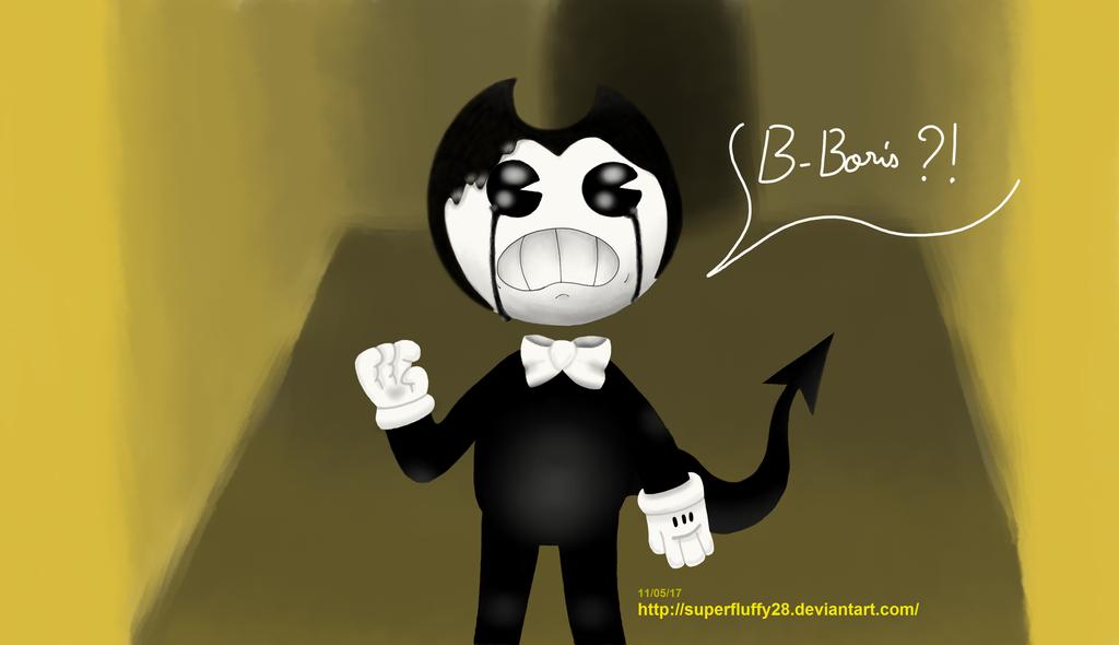 B-Boris by Superfluffy28