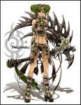 Elemental Warrior