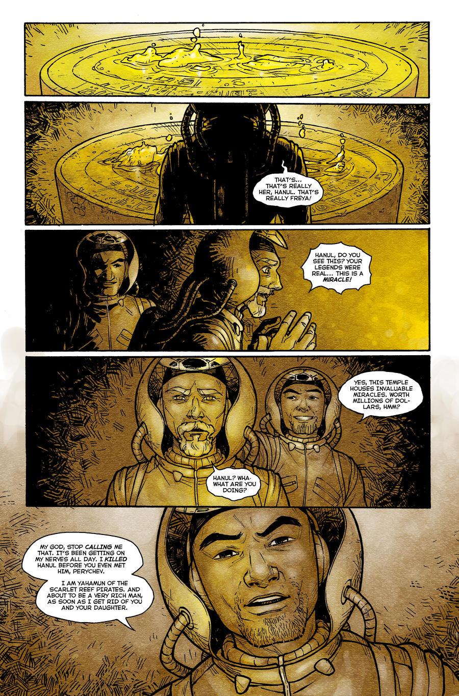 The Altar pg.5 by RenieDraws