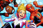 Marvel Quickdraw Spideys