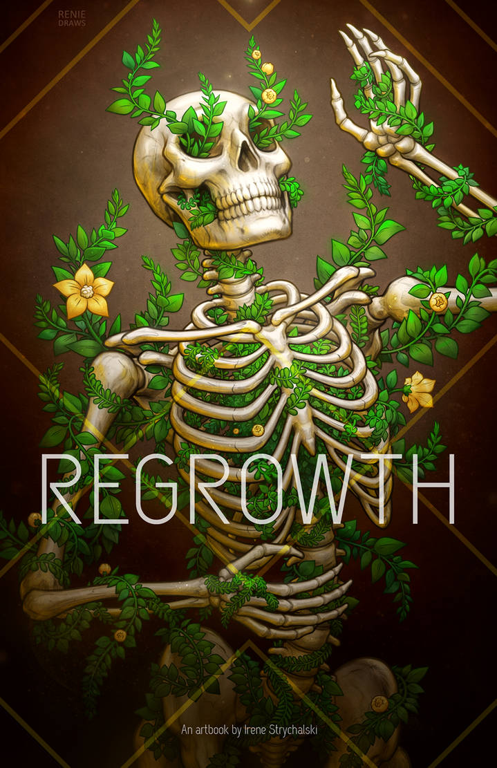 REGROWTH cover by RenieDraws