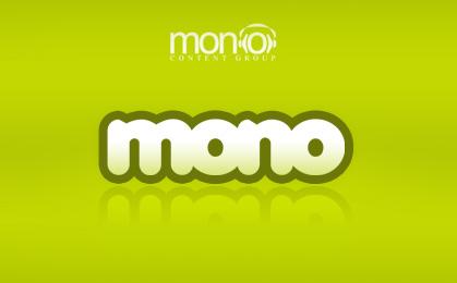 Mono logo by gam3ov3r