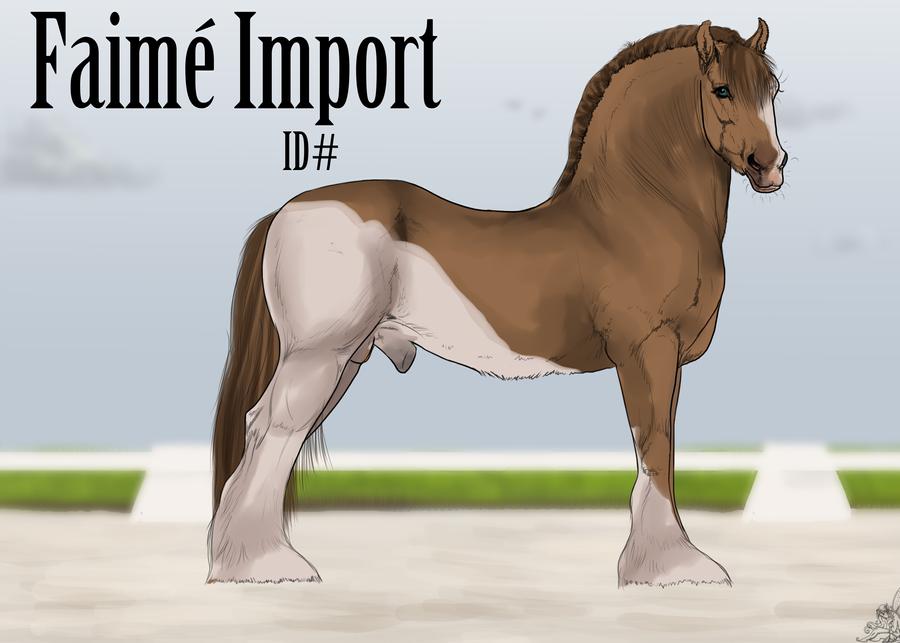 Faime Import 1081 - Fediarwoods by Auraleyki