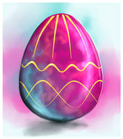 Faime Easter Event Egg Decoration