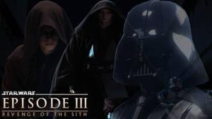 Lord Vader, Rise - ROTS Wallpaper