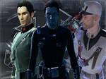 Major Malavai Quinn of the Sith Empire